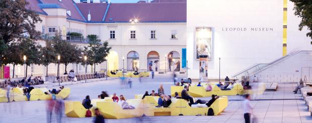 Wien Museumsquartier