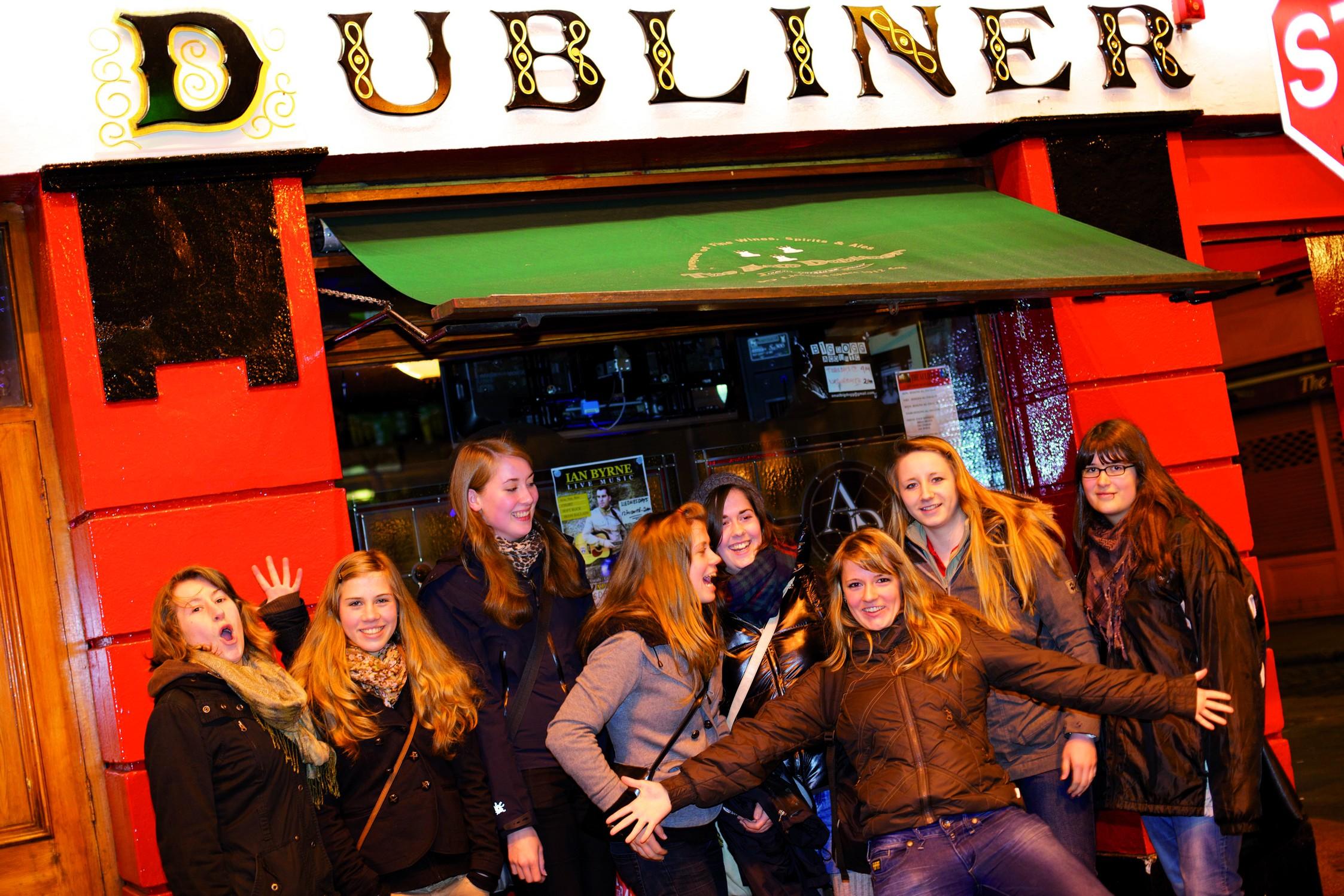 Klassenfahrt nach Dublin & Belfast, Irland: So wird Ihre ...