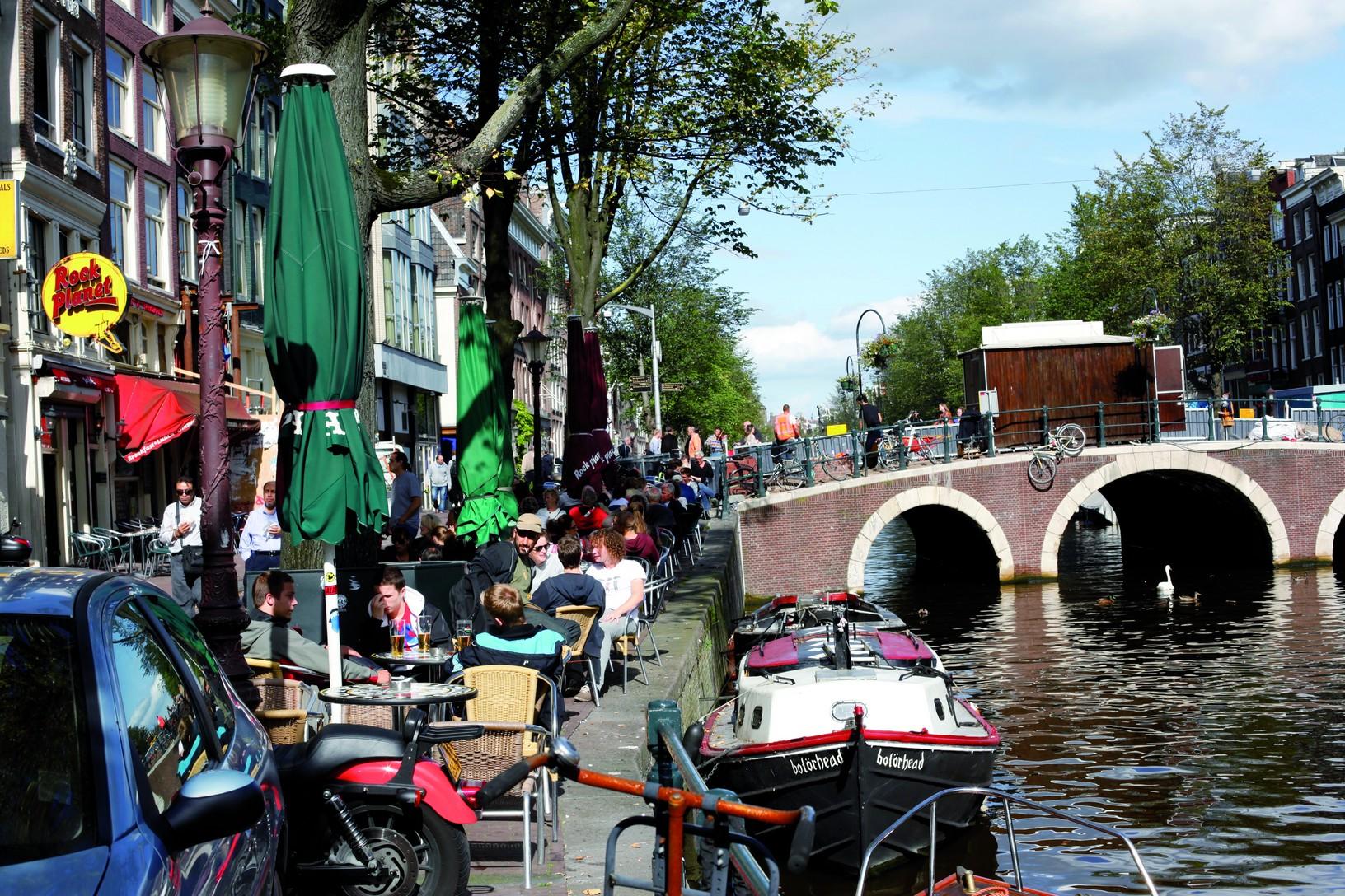 Klassenfahrt Nach Amsterdam Niederlande So Wird Ihre Schülerreise